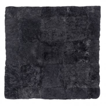 Sheepskin chair cushions Item No. 405 anthracite