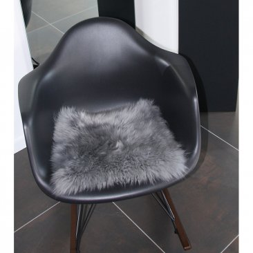 Lambskin square seat covers Item No. 407