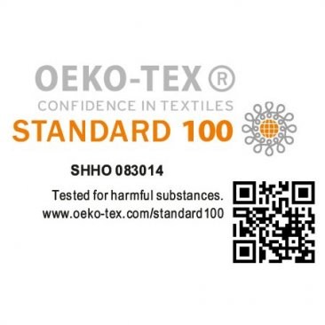 Comfort 2-in-1-footmuff Item No. 7975 Oeko Tex Standard 100