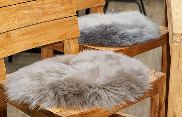 First class sheepskins and hair-on cowhides from the lambskin specialist